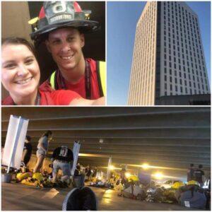 911 Stair Climb September 2019,