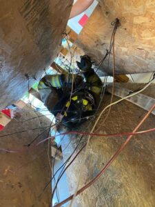 Fire Training (Entrapment) 6-16-21