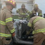 September Fire Training (Extrication)2